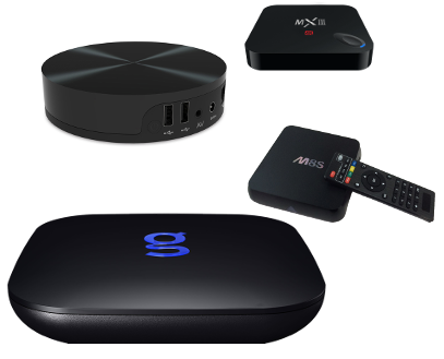 how to set up a raspberry pi android box