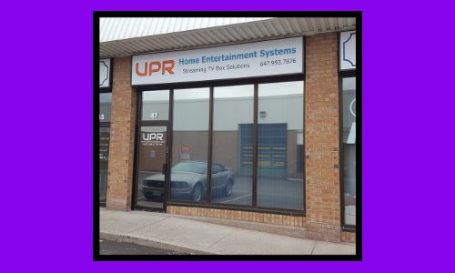 UPR Opens a Local Store